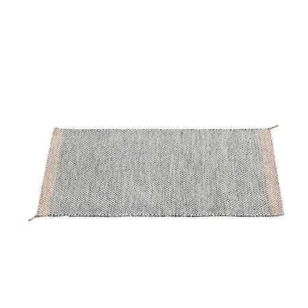 Ply rug black white 85x140 wb med res