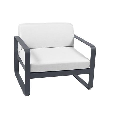 Bellevie fauteuil 20bas carbone