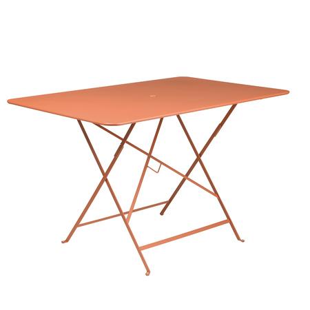 Bistro table 20117x77 paprika