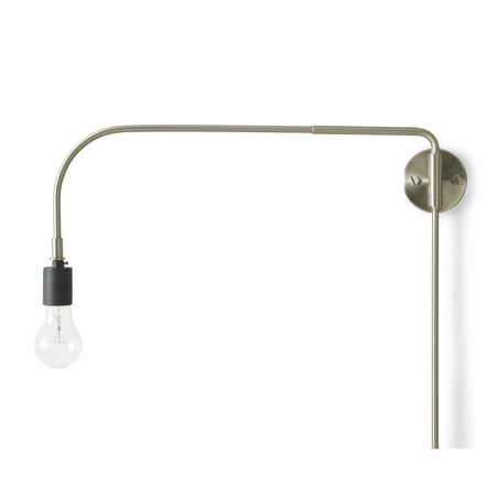Warren wall lamp steel