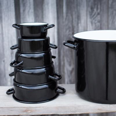 grosse riese halbhoch kasserolle von 39 riess 39. Black Bedroom Furniture Sets. Home Design Ideas