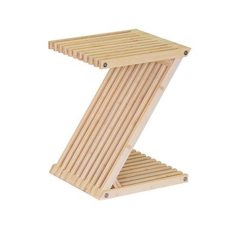 2017 Klapphocker Holz