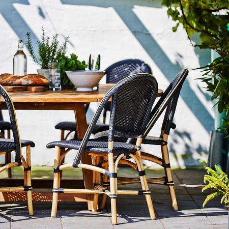 gartentisch 39 george 39. Black Bedroom Furniture Sets. Home Design Ideas
