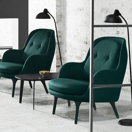 sessel fri von 39 fritz hansen 39. Black Bedroom Furniture Sets. Home Design Ideas
