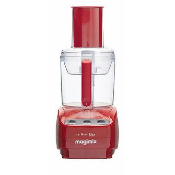 Küchenmaschine Mini Plus Rot Magimix