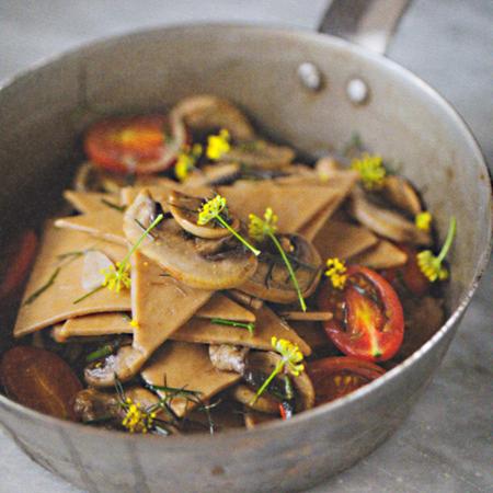 Rezept kastaniennudeln kochbuch gemuese all italiana schinharl at buchgourmet