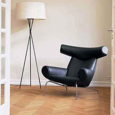 Wegner ox chair 1