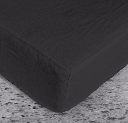 Fitted sheet color black 1024x1024