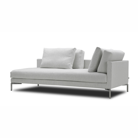 Plano sofa chaiselong 3 210x100 cm misty 20