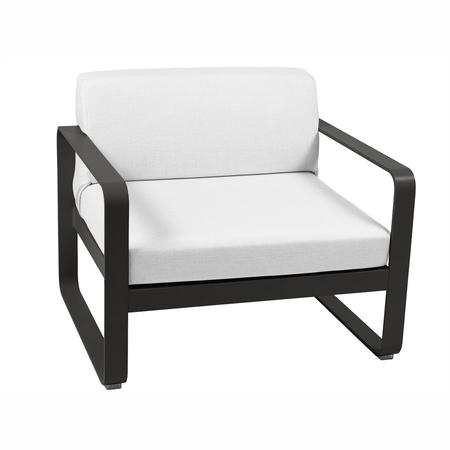 Bellevie fauteuil reglisse