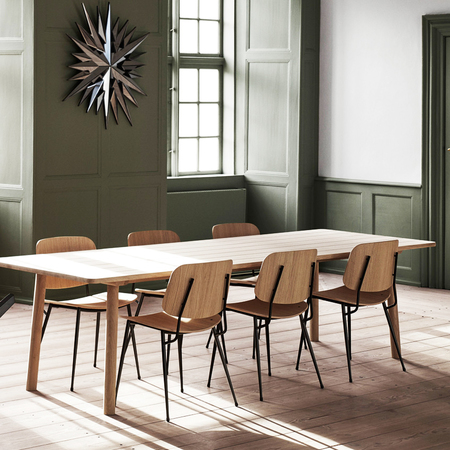Fredericia soborg chair lifestyle