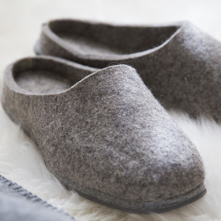 Arno Wolf Warmbad Pantoffeln
