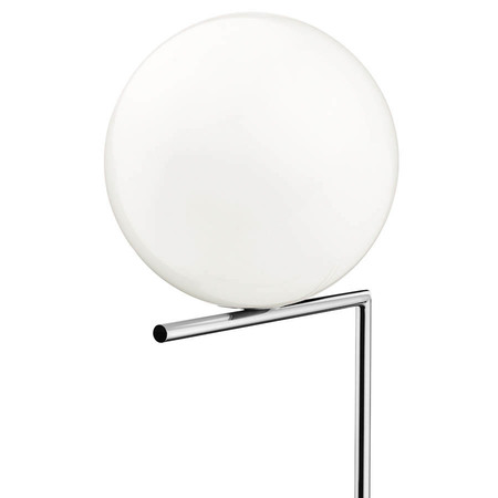 Flos ic light f floor lamp michael anastassiades chrome 5