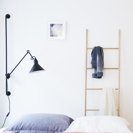 garderobe leiter f r bad und ankleide. Black Bedroom Furniture Sets. Home Design Ideas