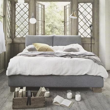 Nap Bett Mit Verstellbarem Kopfteil