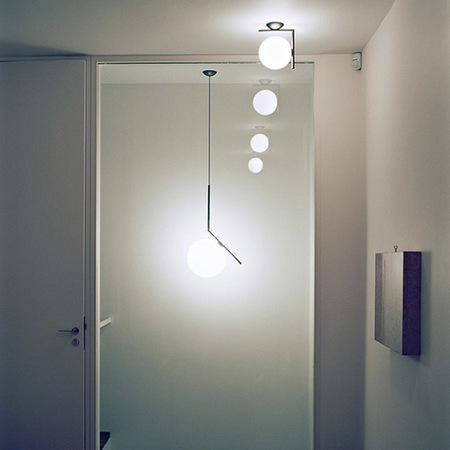 Flos ic lights s1 chrome 2