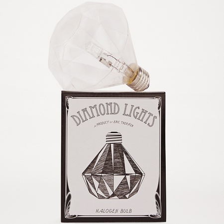 Diamond light clear box