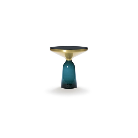 Bell side table montana blue