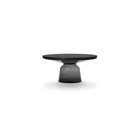 Bell coffee table black grey