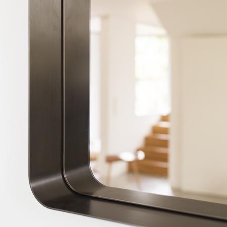 Hassos cypris mirror detail