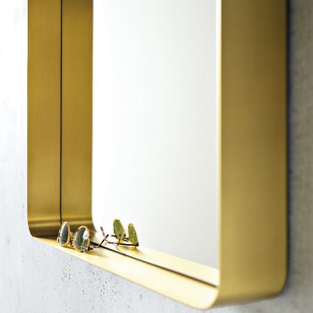 Seelen cypris brass detail
