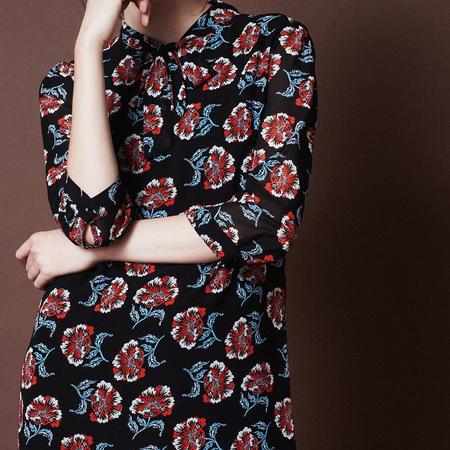 Dress athena winter roses abbildung 1