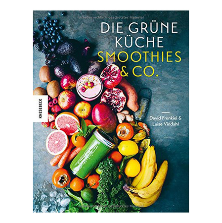 Rezeptbuch Smoothies&Co Knesebeck