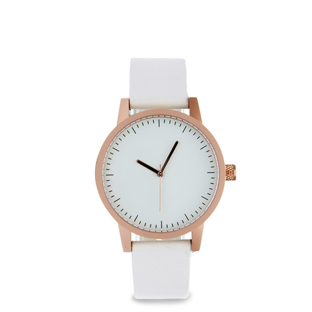 38mm kent gold white front