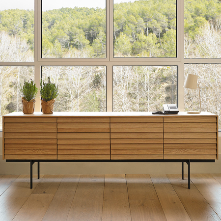Punt sussex sideboard oak 2