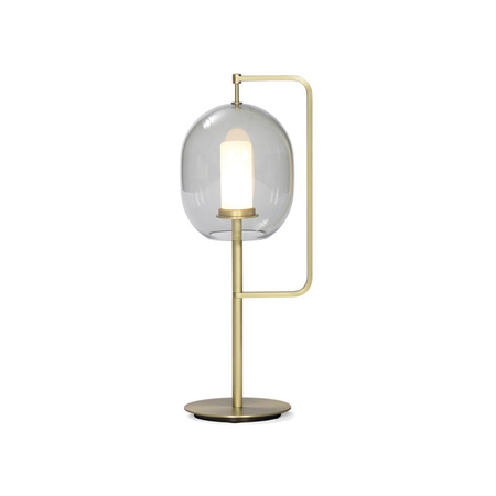 Lantern light table lamp brass dca84ff3
