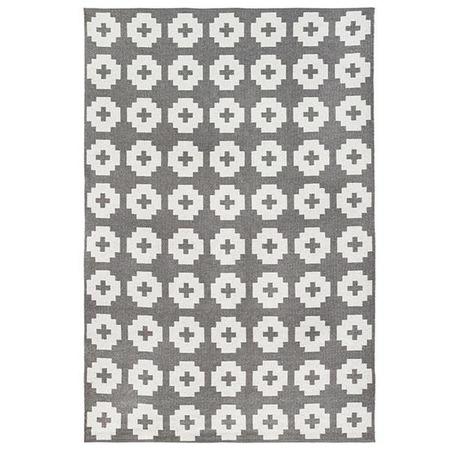 pflegeleichter teppich 39 flower 39. Black Bedroom Furniture Sets. Home Design Ideas