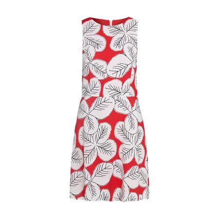 Frauenbekleidung kleider viskose blumen victoria mexicanflowers 3 1