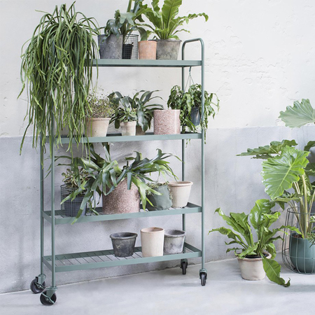 pflanzenregal 39 babylon 39. Black Bedroom Furniture Sets. Home Design Ideas