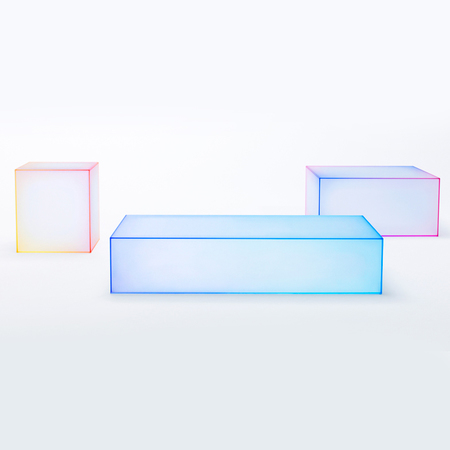 Nendo soft collection for glas italia dezeen ban