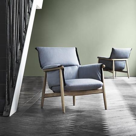 Carl hansen e015 embrace fauteuil7