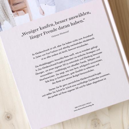 Buch Das Kleiderschrank Projekt