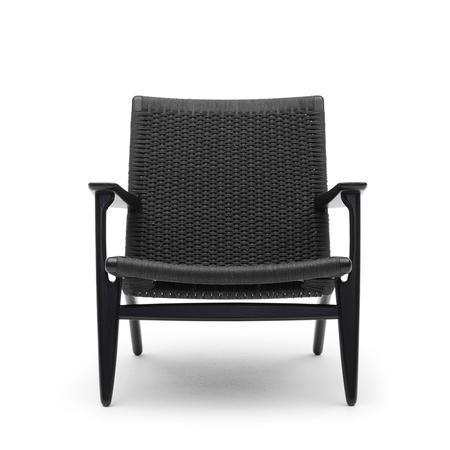 Carl hansen ch25 oak black ncss9000n with black netting