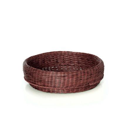 Ames fibra basket medium rot frei