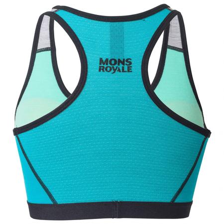 Mons royale womens sierra sports bra wordstack sport bh detail 2