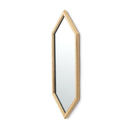 Normann copenhagen lust mirror small spiegel silver
