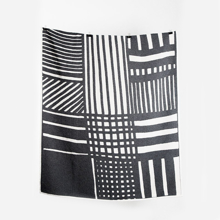 Coopdps cotton blankets towels coopdps sketch 2 cotton blankets by nathalie du pasquier george sowden black white 1 1024x1024