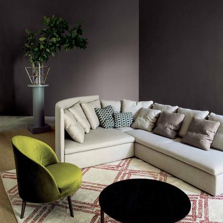 Jules fabric armchair arflex 230839 rel1c4901c