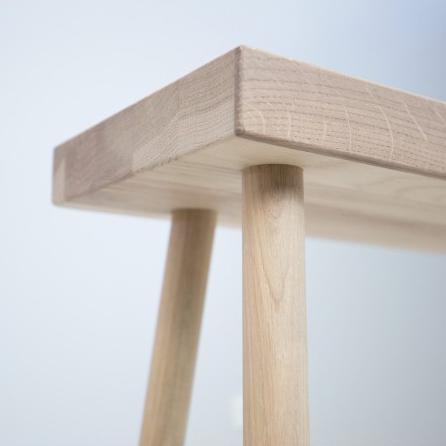 Baenkk bank stuhl hocker eiche oak kommod 02