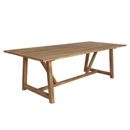 9442u george teak table 100x240 20kopie