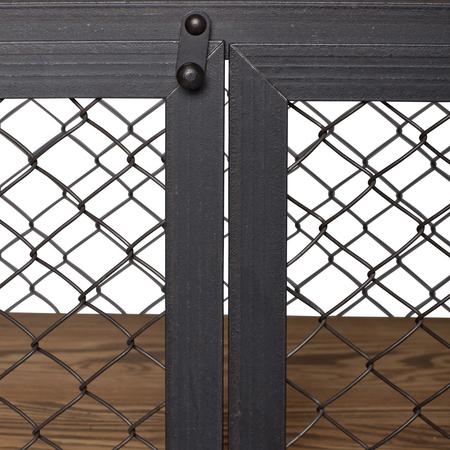 Weinschrank 2 mesh authentic 3594 h