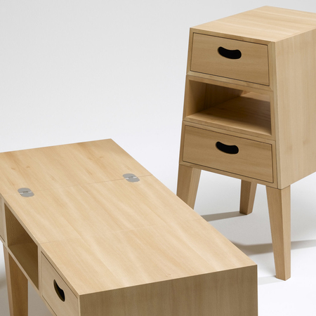 Table chest 2
