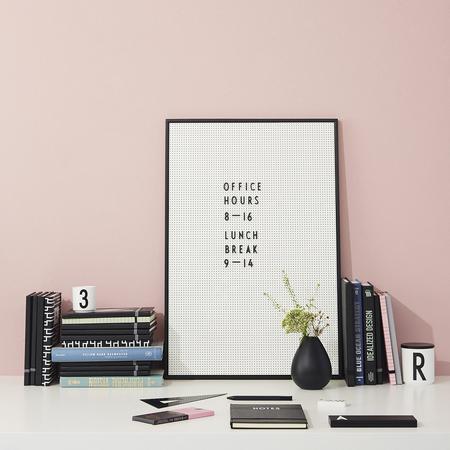 Messageboard Design Letters