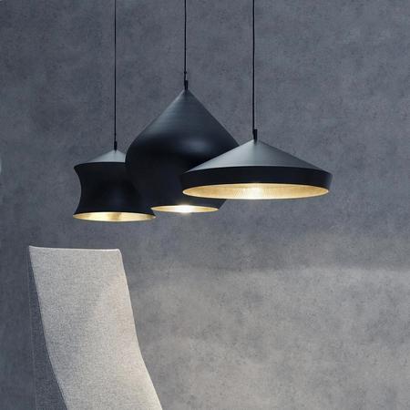 Lampe Beat Flat TOm Dixon