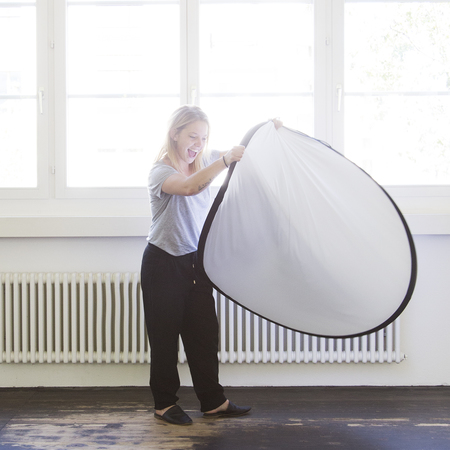 Wandleuchte Collapsible Moon Pallucco