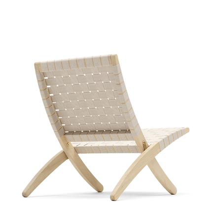Cuba chair canvas 03 carl hansen and son